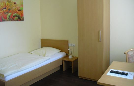 Chambre individuelle (standard) Boarding Room