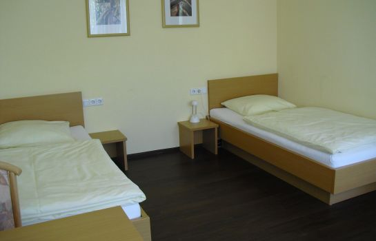 Chambre double (standard) Boarding Room