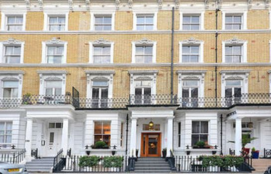 Vista exterior London Premier Kensington