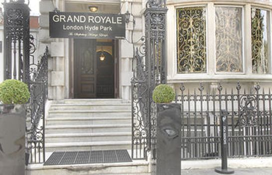 Vista exterior Grand Royale London Hyde Park