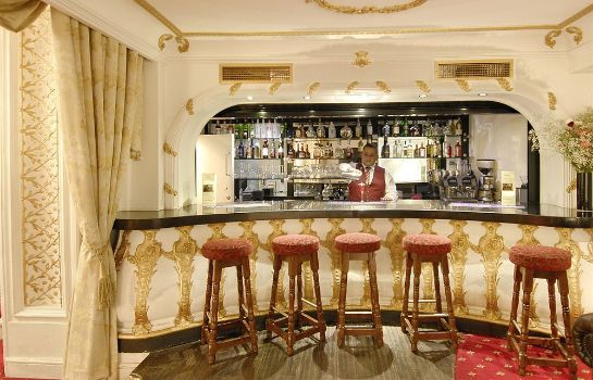 Hotel bar Grand Royale London Hyde Park