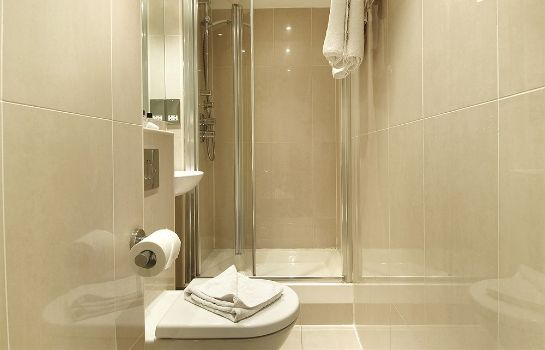 Bagno in camera Grand Royale London Hyde Park