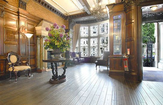 Vista all'interno Grand Royale London Hyde Park