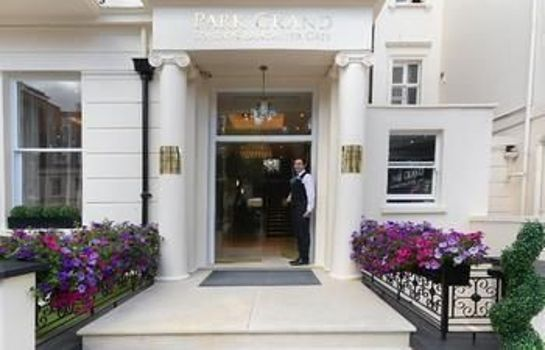 Vista exterior Park Grand London Lancaster Gate