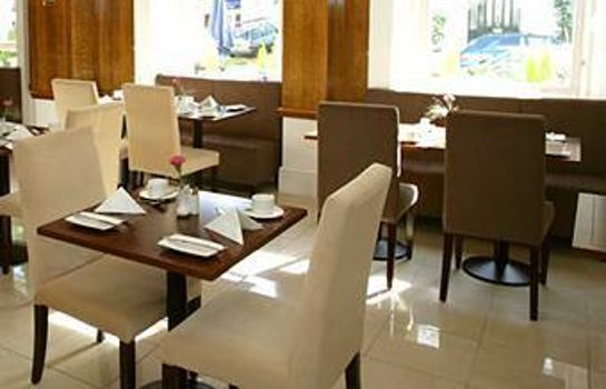 Restaurante Park Grand London Lancaster Gate