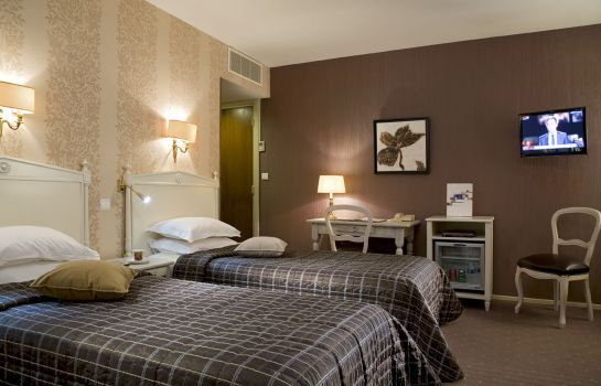 Doppelzimmer Standard Timhotel Chartres Cathédrale