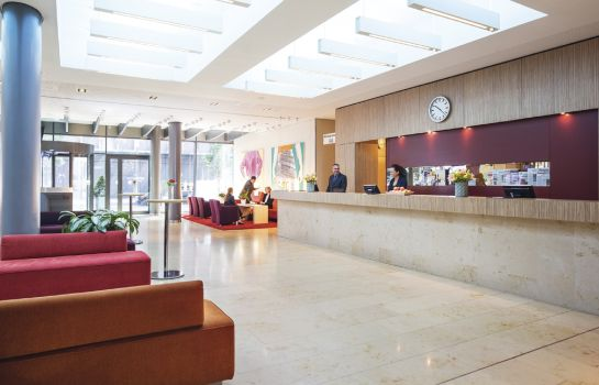 Interior view Movenpick Hotel Frankfurt-City