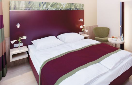 Single room (standard) Movenpick Hotel Frankfurt-City