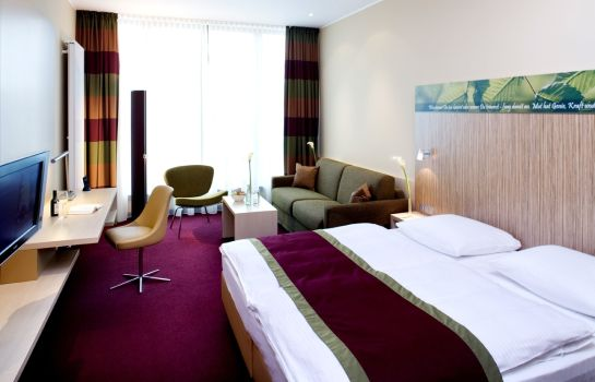 Single room (superior) Movenpick Hotel Frankfurt-City