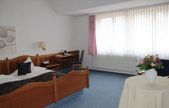 Double room (standard) Anlage