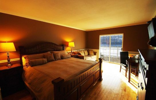 Standaardkamer South Thompson Inn & Conference Centre
