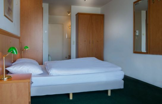 Chambre double (standard) Aparthotel Blankenberge