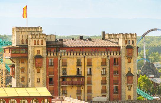 Europa Park Hotels Castillo Alcazar In Rust Hotel De