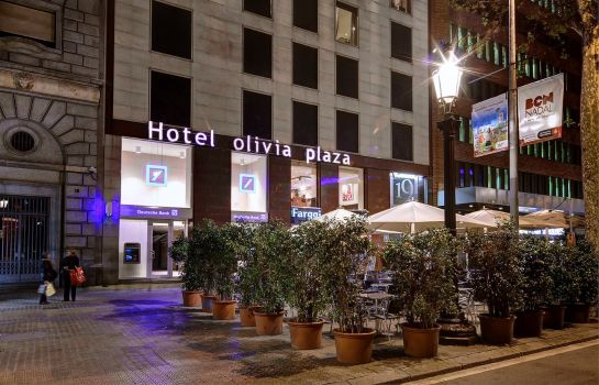 Exterior view Olivia Plaza Hotel 4* Sup.