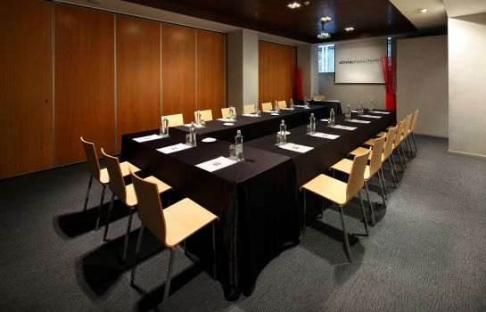 Conference room Olivia Plaza Hotel 4* Sup.