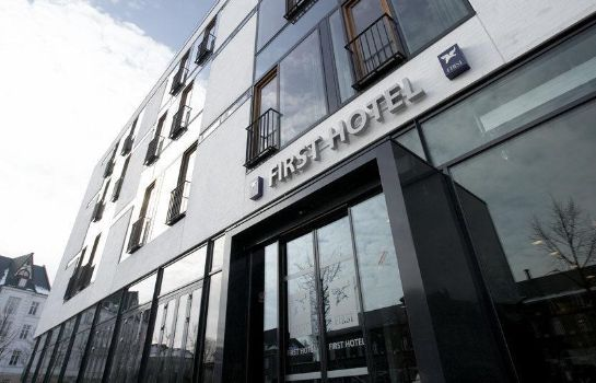 Exterior view First Hotel Kolding