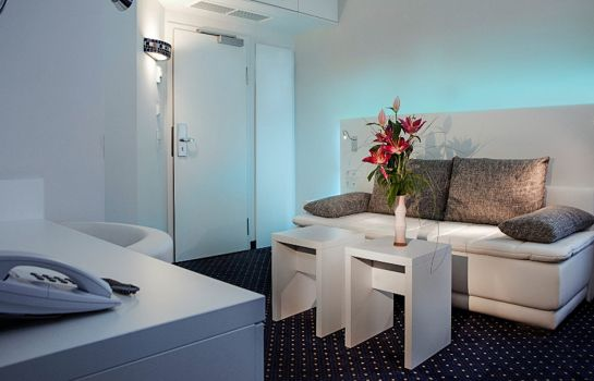 Suite Clarion Collection Frankfurt Central Station