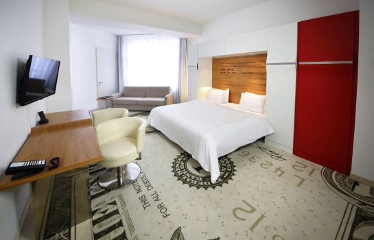 Suite Park Plaza Wallstreet Berlin Mitte
