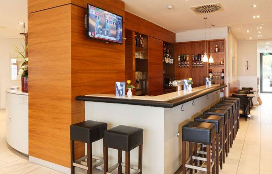 Bar del hotel Best Western City-West