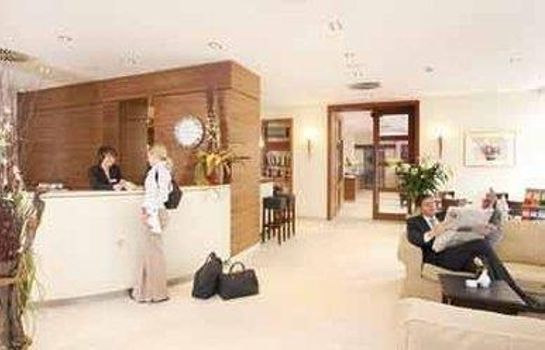 Hotelhal Best Western City-West