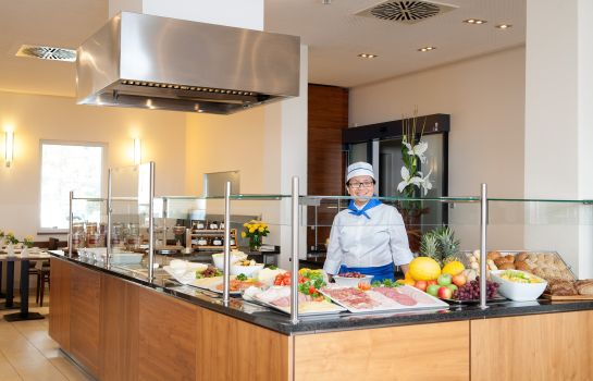 Buffet prima colazione Best Western City-West