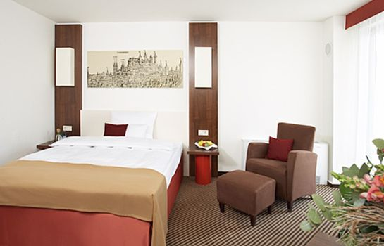 Einzelzimmer Standard Best Western City-West