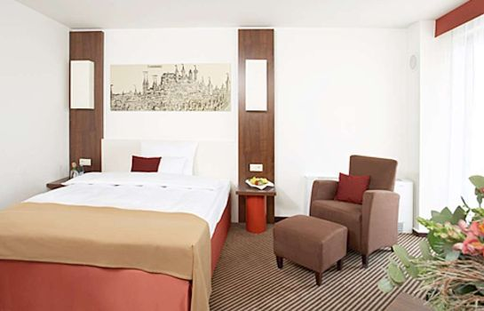 Habitación Best Western City-West