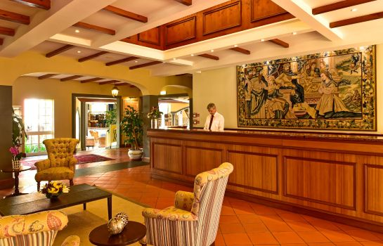 Reception Pestana Village Garden Resort Aparthotel