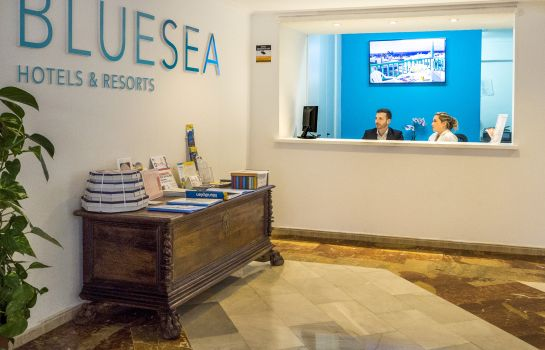 Reception Blue Sea Don Jaime