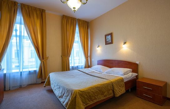 Single room (standard) Nevsky Aster