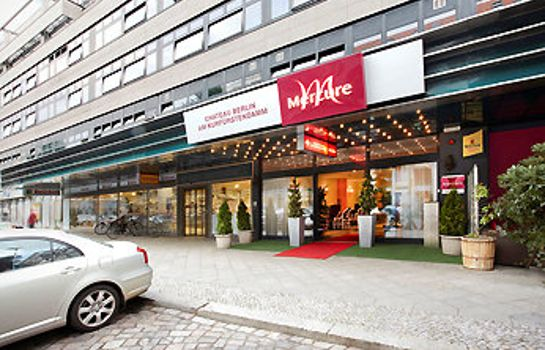 Info Mercure Hotel Chateau Berlin am Kurfuerstendamm