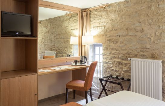 Chambre individuelle (standard) Au Chateau Fort