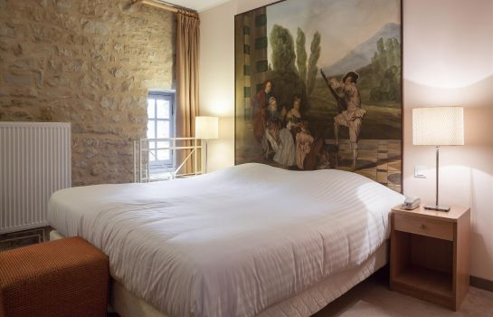 Double room (standard) Au Chateau Fort