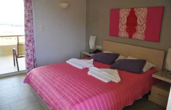 Double room (superior) Kavos Hotel