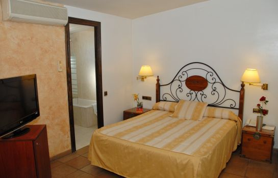 Chambre double (standard) El Castell