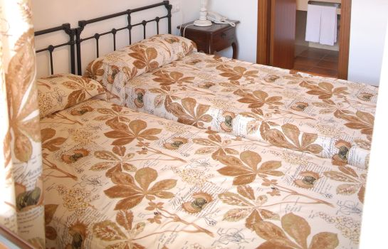 Double room (standard) Valsequillo Hotel Rural