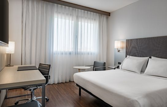 Double room (standard) AC Hotel Bologna