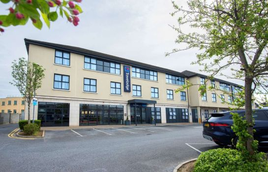 Vista esterna Travelodge Galway City
