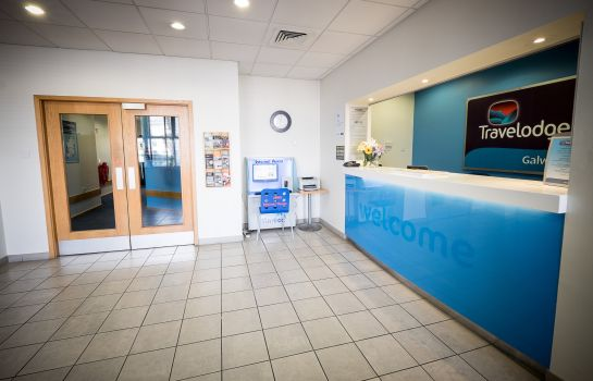Recepcja Travelodge Galway City