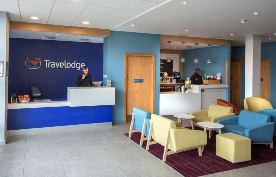Hol hotelowy Travelodge Galway City