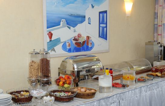 Breakfast buffet Adonis City Hotel