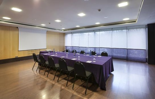Conference room NH Collection Santiago de Compostela