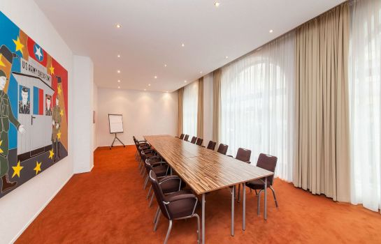 Conference room Select Hotel Berlin Checkpoint Charlie