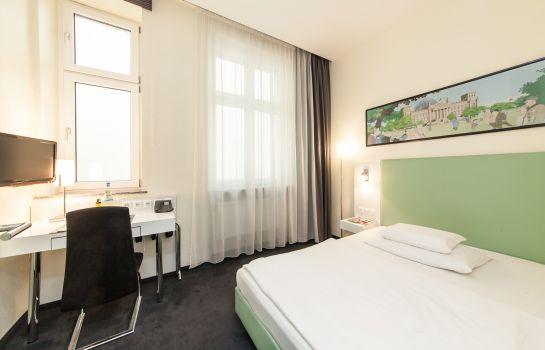 Single room (standard) Select Hotel Berlin Checkpoint Charlie