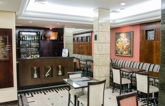 Hotel bar Bourbon Londrina Business Hotel