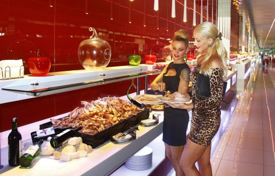 Restaurante Adam & Eve Ultra All Inclusive (only adults +16)