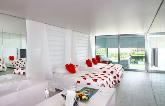 Habitación doble (estándar) Adam & Eve Ultra All Inclusive (only adults +16)