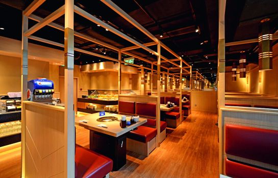 Restaurant Holiday Inn Express CAUSEWAY BAY HONG KONG