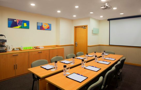 Conference room Holiday Inn Express CAUSEWAY BAY HONG KONG