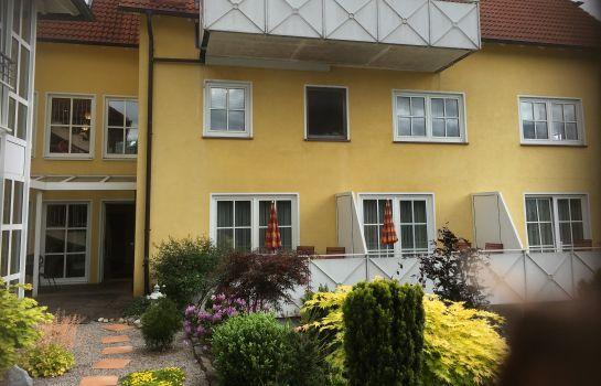 Haus am kurpark bad königshofen